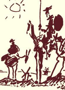 El Quijote visto por Papini